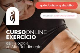 Curso Online Exercício: Da Fisiologia ao Alto Rendimento