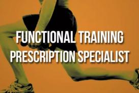 Functional Training Prescription Specialist - Certificação IFBB